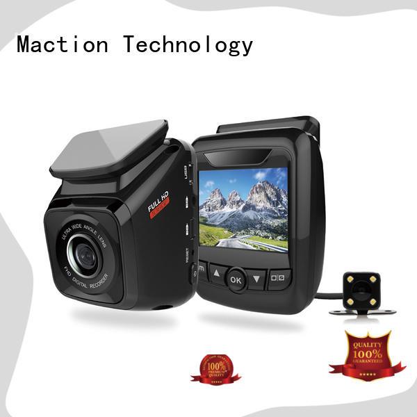 dual dual dashcam super for street Maction