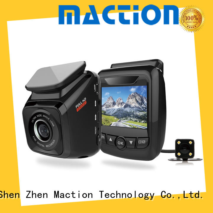 Maction Custom night vision dash cam Suppliers for park