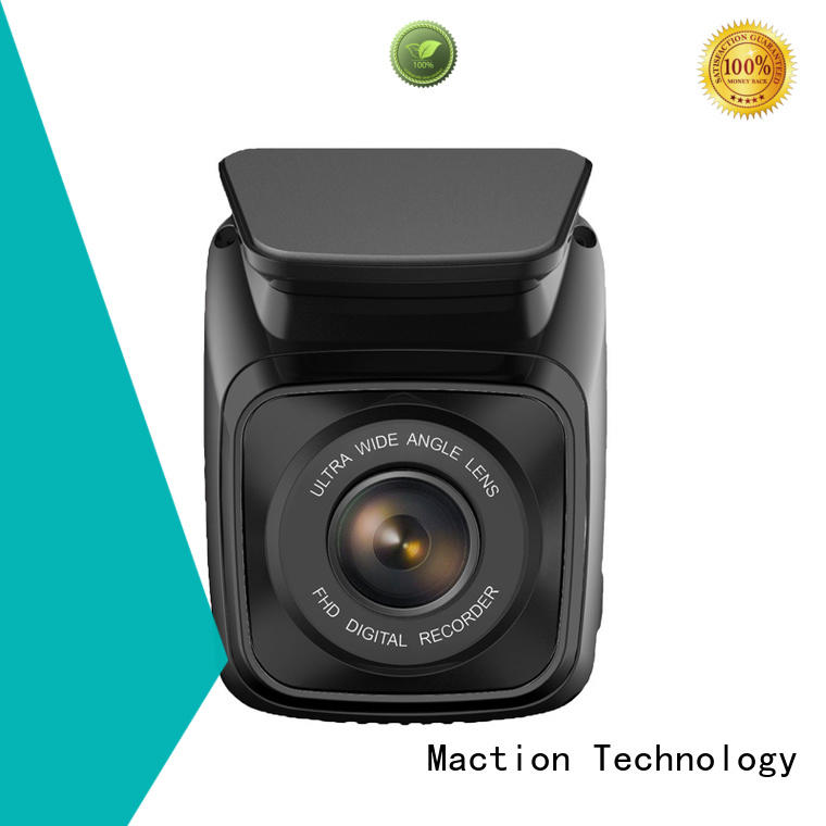 Maction Top dual cam dash cam for business for street