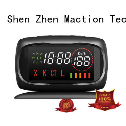Maction dash gps device for car wholesale for home