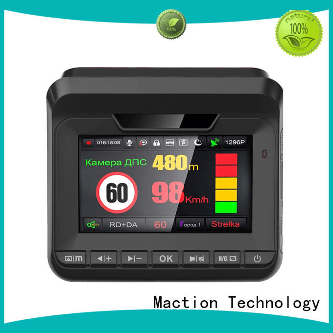Maction Latest vehicle tracking device factory for car