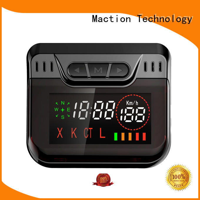 Maction russian hidden gps tracker for car company for station