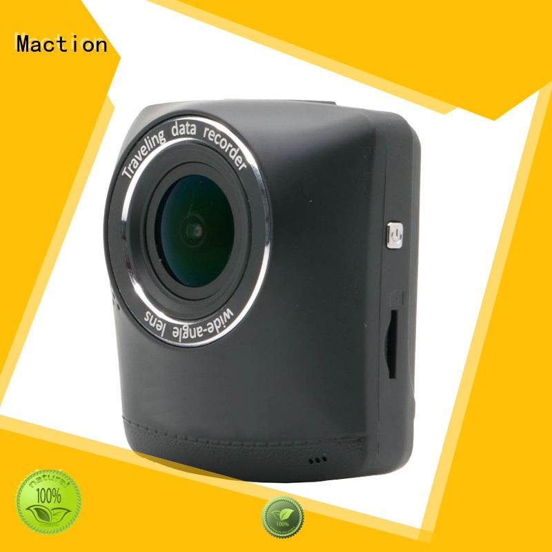 Maction dvr dual cam dash cam manufacturer for park