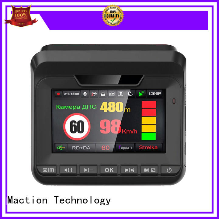 korean radar camera detector car series for car Maction