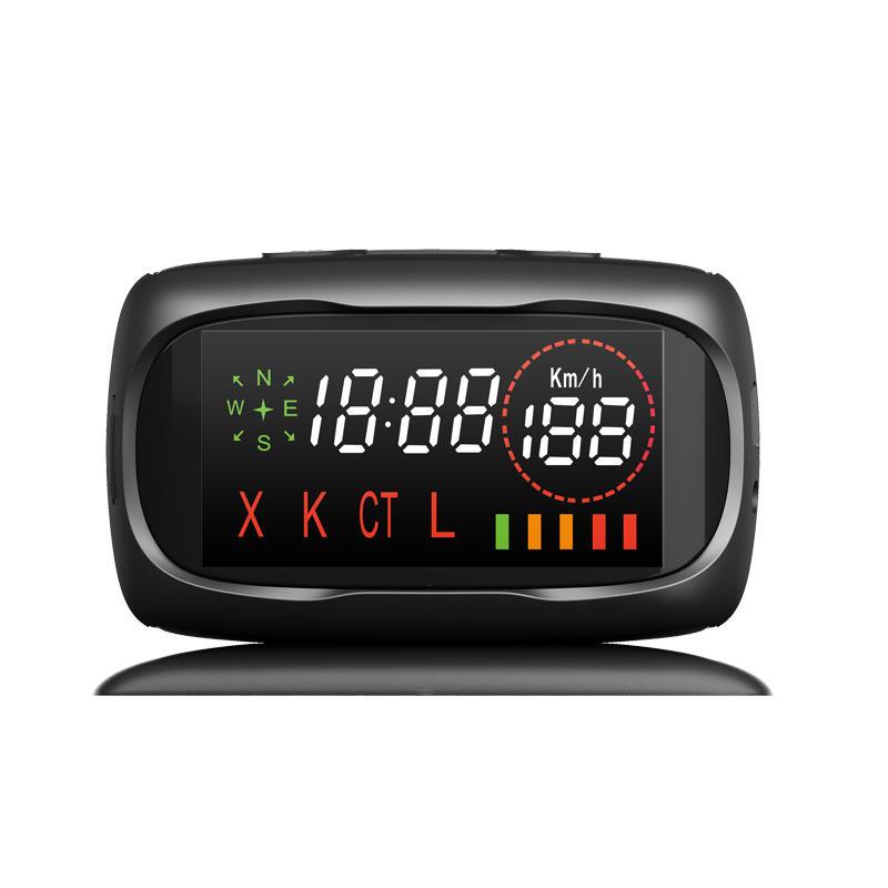 Korean Radar Detector Russian GPS Speed Camera G001