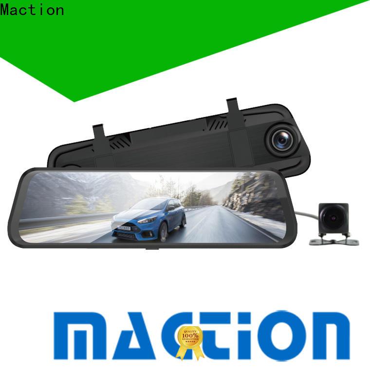 Custom rear view mirror dash cam dvr Supply for street