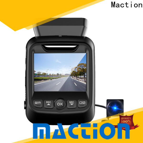 Maction dash hd car dash camera manufacturers for street
