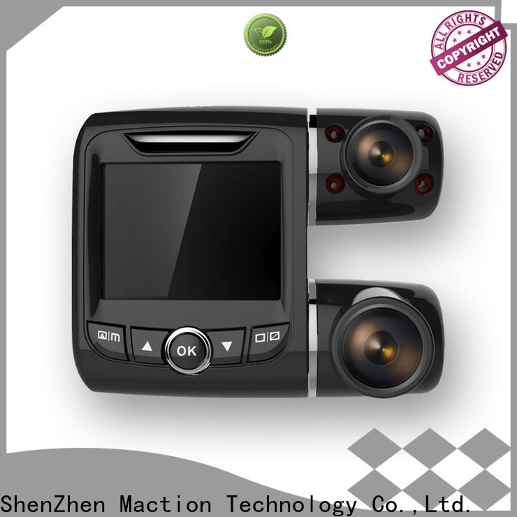 Maction car dashboard camera with night vision Suppliers for street