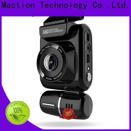 Maction Custom gps with dashboard camera manufacturers for park