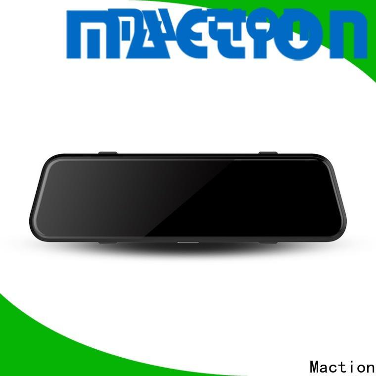 Maction recorder backup camera mirror factory for car