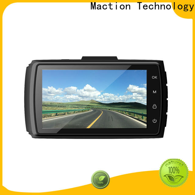Maction wifi car dash video camera recorder for business for street