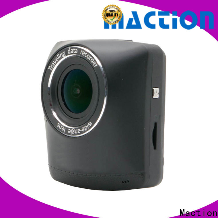 Maction channel the best cheap dash cam company for park