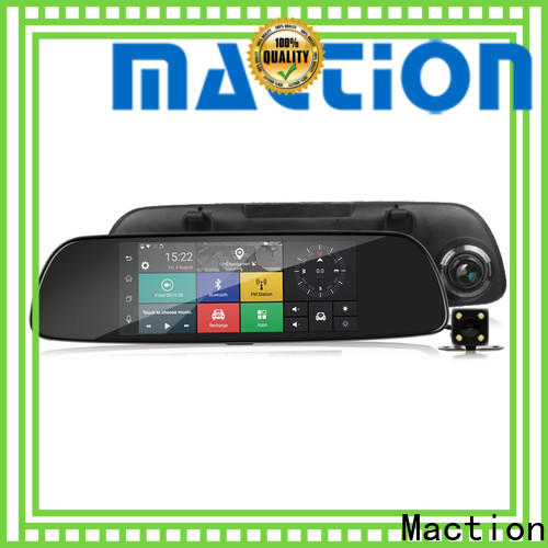Maction hidden touch screen dash cam Supply for home