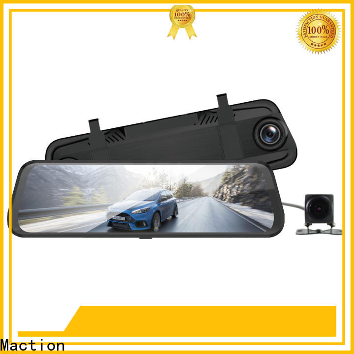 Maction Top car mirror camera manufacturers for street