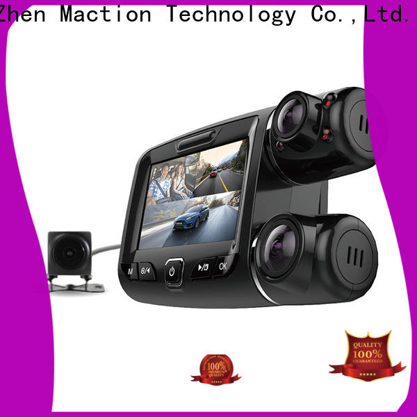 Maction dash dash mounted dash cam for business for street