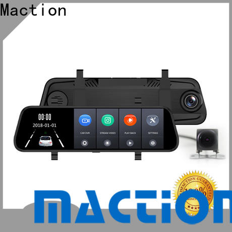 Maction High-quality rear view mirror dash cam manufacturers for car