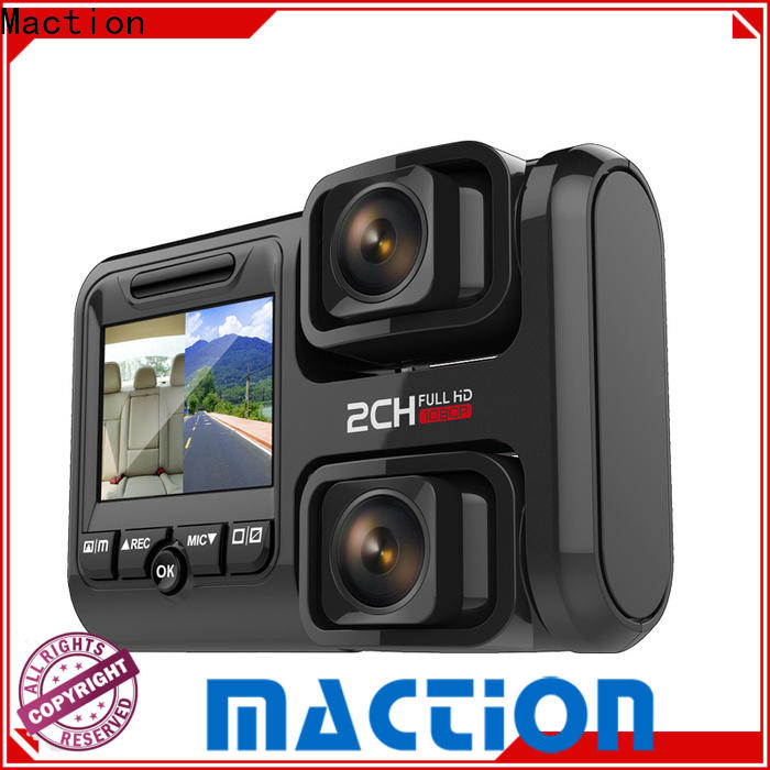 Maction High-quality dashcam video camera factory for street