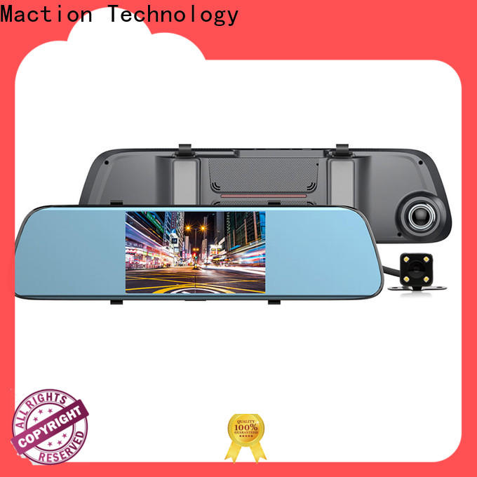 Maction camera rear view mirror camera for business for station
