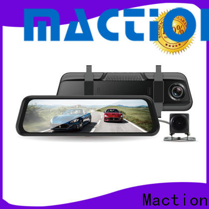 Maction dvr reverse camera mirror for business for home