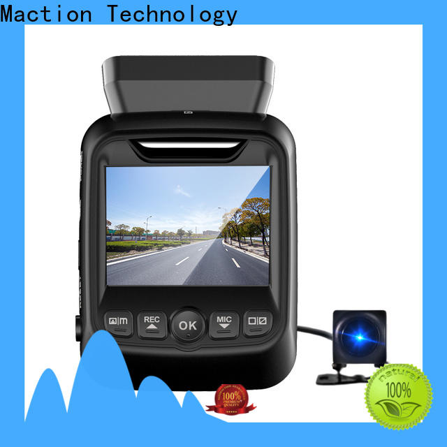 Maction dvr driving cameras for cars Supply for street