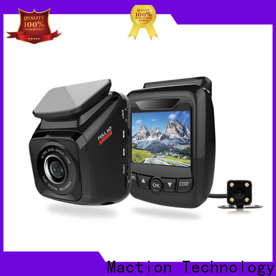 Maction Custom dual view dash camera Suppliers for street