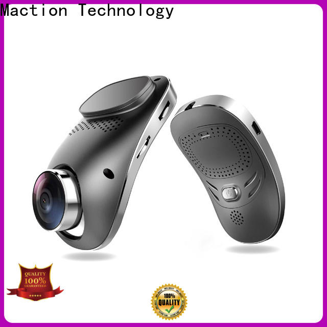 Maction alluminum wifi dash cam for business for street