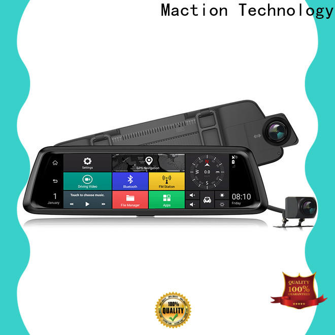 Maction High-quality touch screen dash cam Suppliers for home