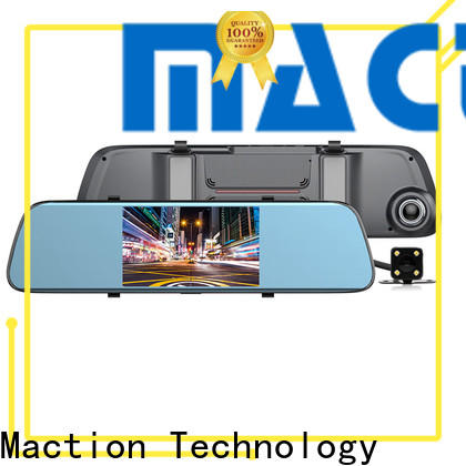 Maction private rear view mirror dash cam Supply for park