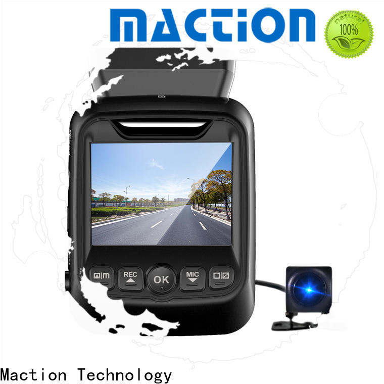 Maction New top best dash cam Supply for street