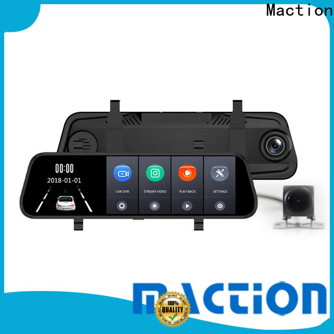 Maction cam rear view mirror dash cam Suppliers for park