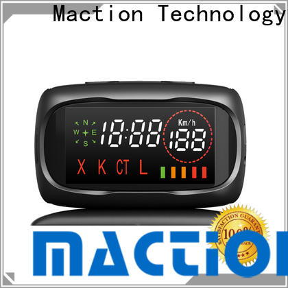 Maction Top hidden gps tracker for business for station