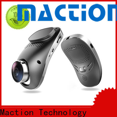 Maction Custom best dual dash cam factory for station