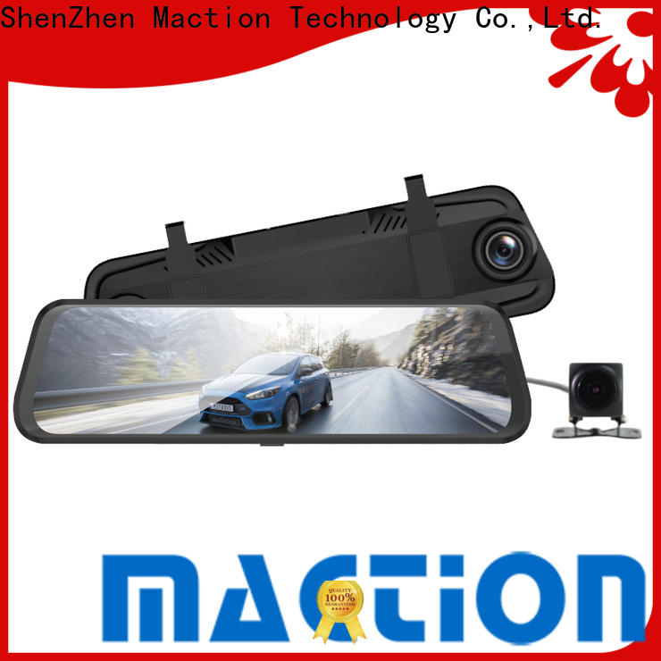 Maction Latest car mirror camera Suppliers for car