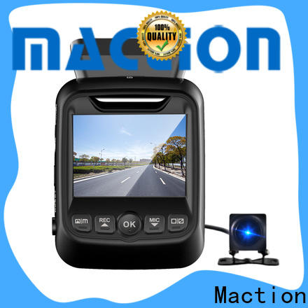 Maction Top front rear dash cam Suppliers for park