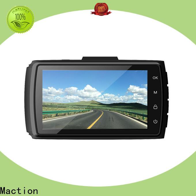 Maction dash dashboard camera videos factory for car