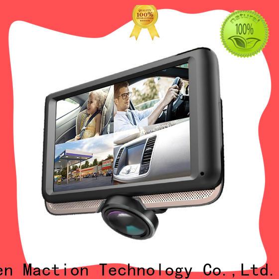 Custom best 360 dash cam screen Supply for street