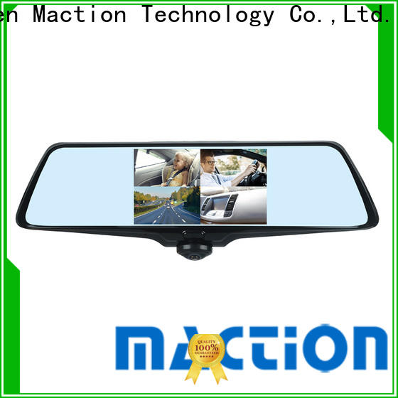 Maction Top 360 degree dash cam manufacturers for station