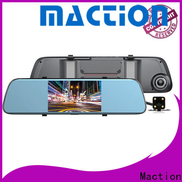 Maction dash car mirror camera factory for park