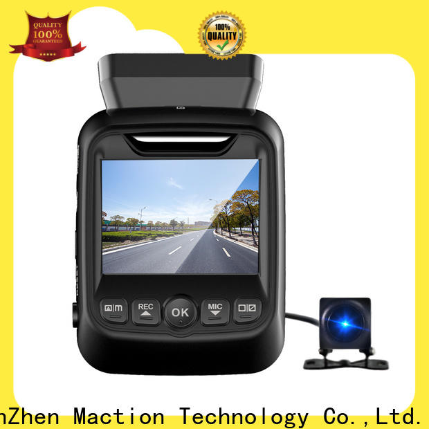 Maction dual best car cam recorder for business for street