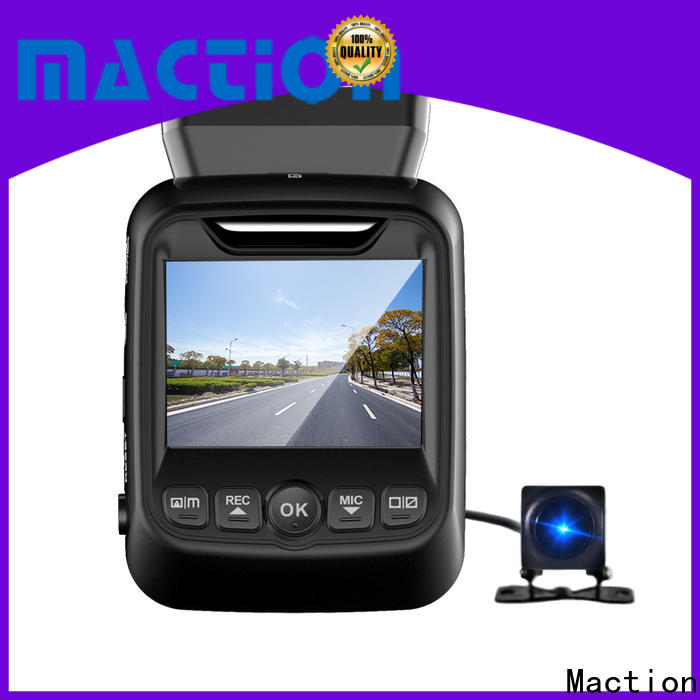 Maction High-quality best 2 way dash cam factory for park