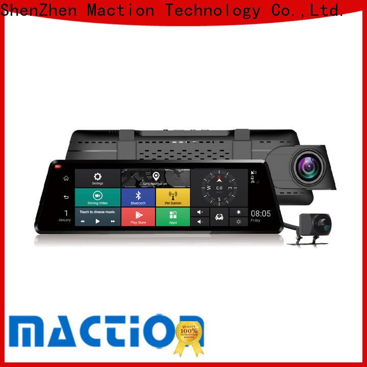 Maction lens car dash cam pro Supply for station