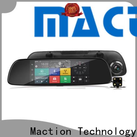 Maction dual wifi car camera company for street