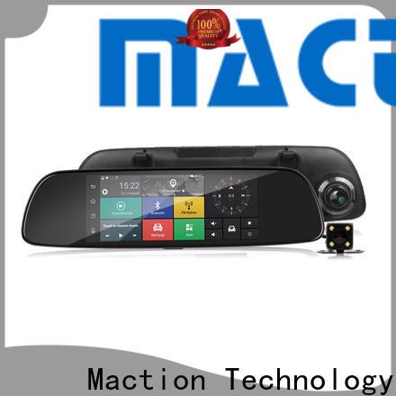 Maction dual wifi car camera company for street