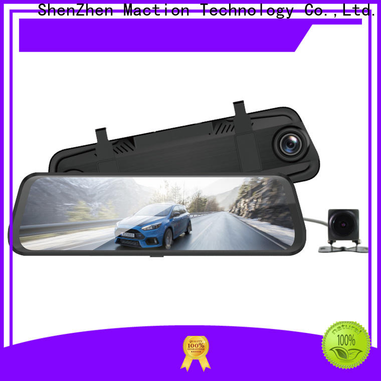 Maction Latest rear view mirror dash cam manufacturers for park
