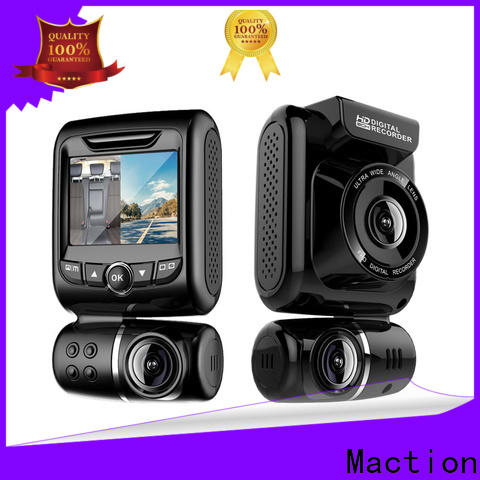 Maction Wholesale top rated car camera factory for street