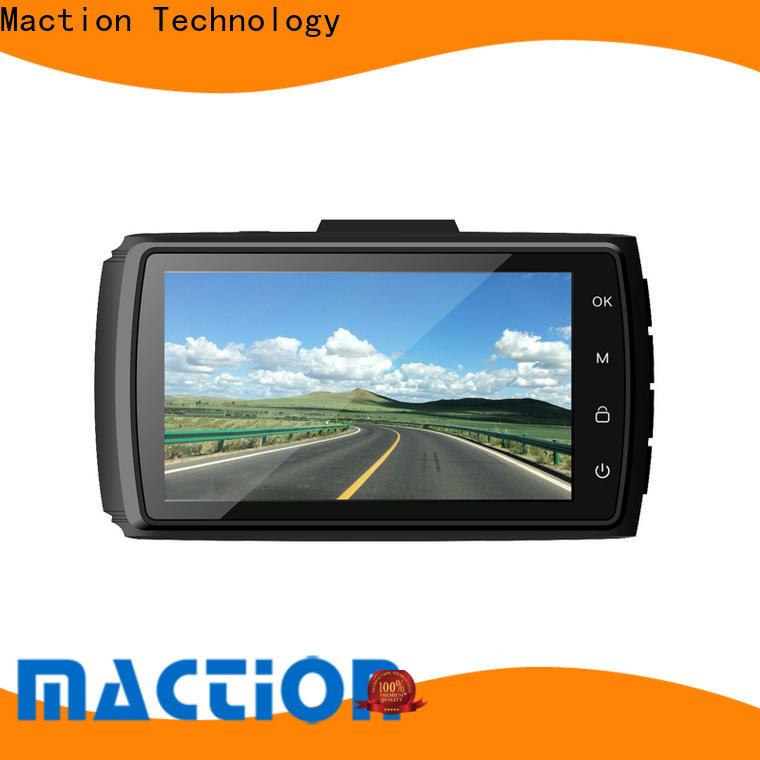 Maction vision top 5 car dash camera company for park