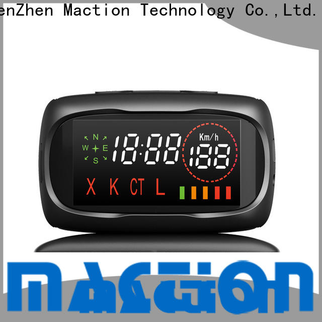 Maction Best gps device for car Supply for home