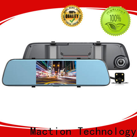 Top rearview mirror dvr screen for business for home