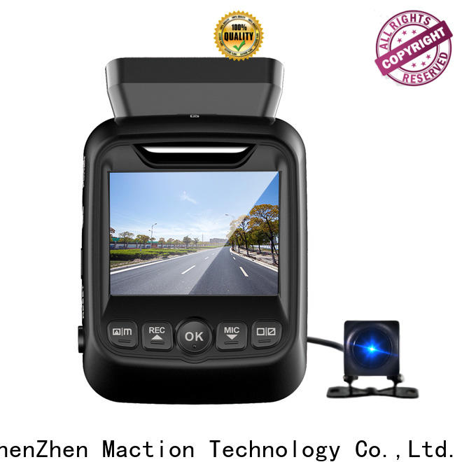 Maction cam wireless dash cameras company for park