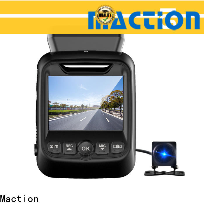 Maction Latest dash cam fitting Supply for street